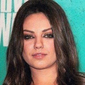 Mila Kunis - Bio, Facts, Family   Famous Birthdays  Mila Kunis