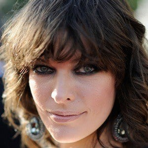 Milla Jovovich Bio Facts Family Famous Birthdays