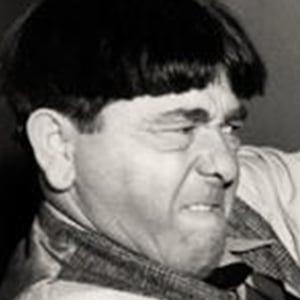 Moe Howard 3 of 5