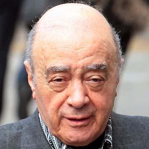 Mohamed Al-Fayed 2 of 5