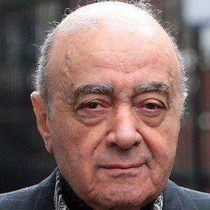 Mohamed Al-Fayed 3 of 5