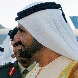 Mohammed bin Rashid Al Maktoum 2 of 3