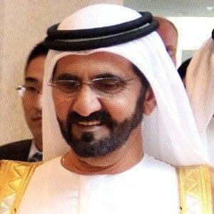 Mohammed bin Rashid Al Maktoum 3 of 3
