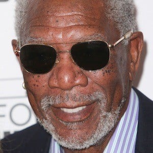 Morgan Freeman 2 of 10