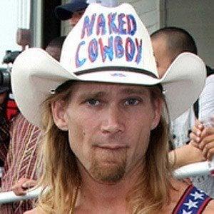 Naked Cowboy 2 of 2