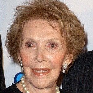 Nancy Reagan 2 of 4