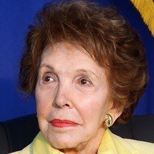 Nancy Reagan 4 of 4