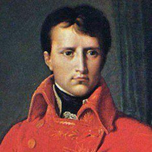 Napoleon Bonaparte 5 of 6