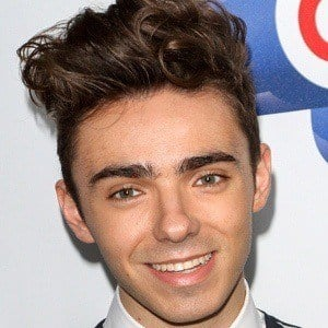 Nathan Sykes 9 of 10