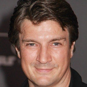 Nathan Fillion 2 of 10
