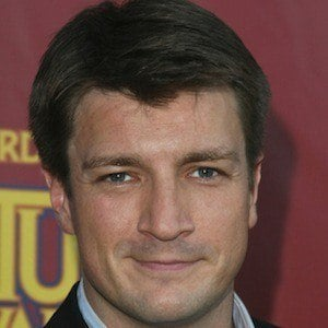 Nathan Fillion 8 of 10