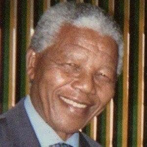 Nelson Mandela 5 of 7