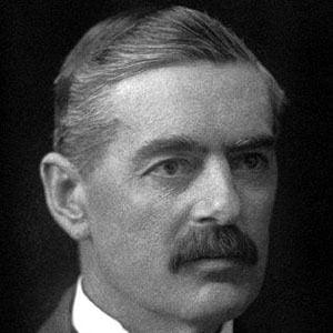 Neville Chamberlain 3 of 4