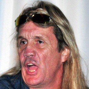 Nicko McBrain 2 of 2