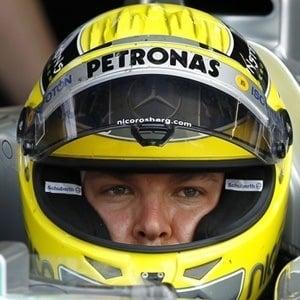 Nico Rosberg 4 of 6