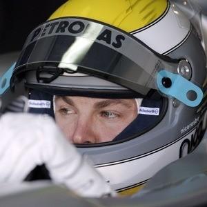Nico Rosberg 6 of 8