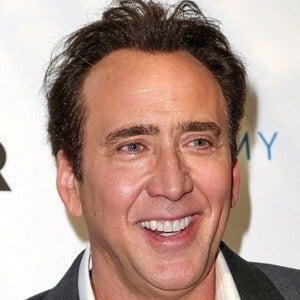 Nicolas Cage - Bio, Facts, Family   Famous Birthdays