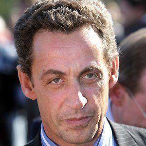 Nicolas Sarkozy 3 of 5