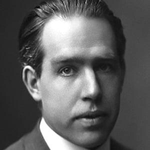 Niels Bohr 3 of 3