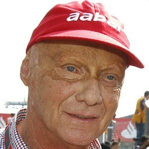 Niki Lauda 5 of 5