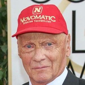 Niki Lauda 6 of 7
