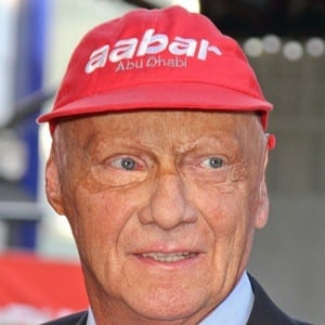 Niki Lauda 7 of 7