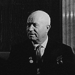 Nikita Khrushchev 2 of 3