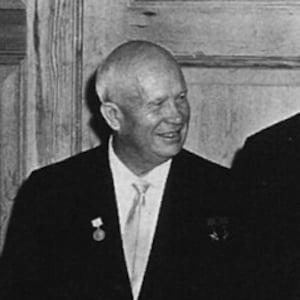 Nikita Khrushchev 3 of 3