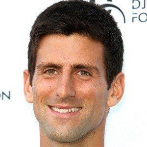 Novak Djokovic 2 of 8