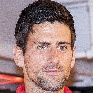 Novak Djokovic 4 of 8