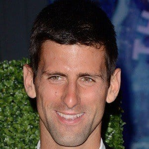 Novak Djokovic 6 of 8