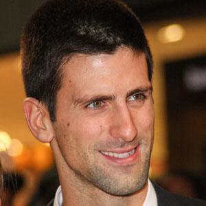 Novak Djokovic 9 of 10