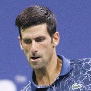 Novak Djokovic 10 of 10