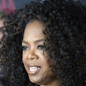 Oprah Winfrey 9 of 10