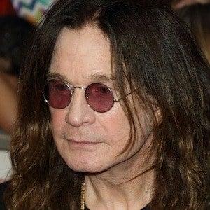 Ozzy Osbourne 2 of 10