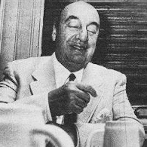Pablo Neruda 2 of 3