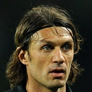 Paolo Maldini Headshot 5 of 5