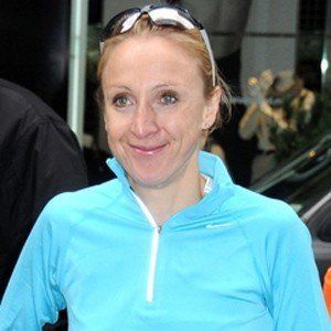 Paula Radcliffe 3 of 3
