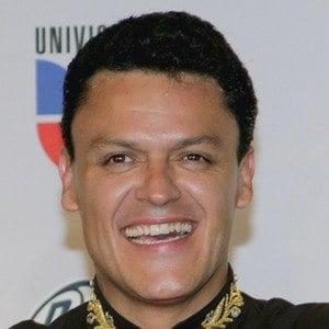 Pedro Fernández 2 of 2