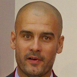 Pep Guardiola 2 of 3