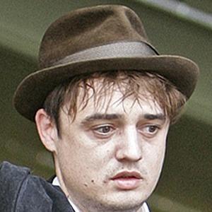 Pete Doherty Headshot 8 of 10
