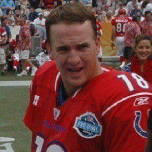 Peyton Manning 3 of 5