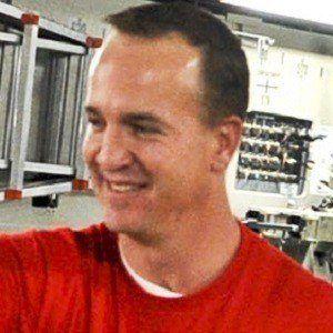 Peyton Manning 5 of 5