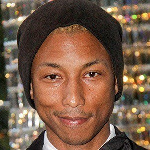 Pharrell Williams 2 of 9
