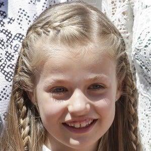 Princesa Leonor 2 of 4