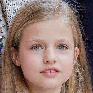 Princesa Leonor 3 of 4