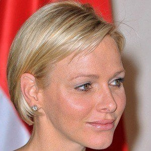 Princess Charlene of Monaco 2 of 6