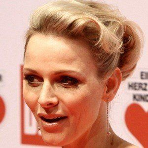 Princess Charlene of Monaco 3 of 6