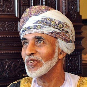 Qaboos Binsaid Al-said 2 of 2