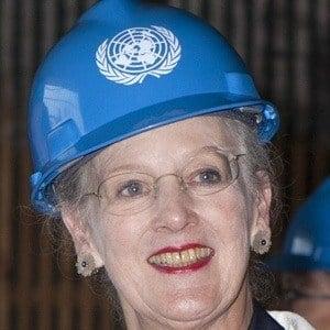 Queen Margrethe II 2 of 2